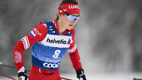 Тур де Ски. Юлия Ступак выиграла гонку на 10 километров