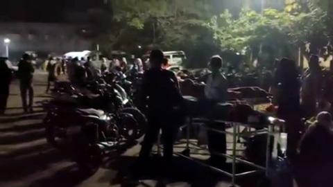 При пожаре в индийской больнице погибли 10 младенцев