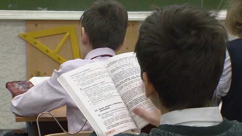 Вести-Москва. Эмоции зашкаливают: столичные школьники вернулись к очному обучению