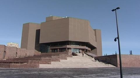 """Вести. """"Площадь Мира"""" в Красноярске признана одним из самых влиятельных музеев Европы"""