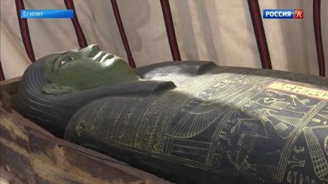 Археологи нашли остатки древнего храма на юге Египта