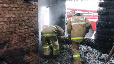 Вести. СК начал проверку после обнаружения тела пенсионера на месте пожара в Мезенском районе
