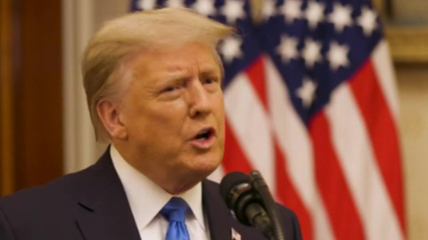 """Новости на """"России 24"""". Трамп гордится, что не развязал никакой войны"""