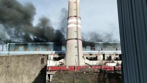 ЧП. Осмотр энергоблока узбекской ТЭС привел к гибели трех человек