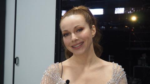 """Танцы со звездами. Екатерине Гусевой """"Танцы со звездами"""" посоветовала Мария Порошина"""