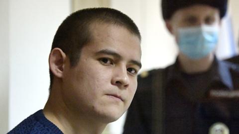 Шамсутдинов получил 24 с половиной года строгого режима