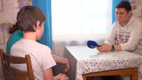Вести. СК продолжает выяснять детали убийства 14-летним школьником сожителя матери