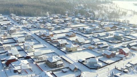 Вести в 20:00. Жители коттеджного поселка в Пушкинском округе рискуют лишиться своих домов
