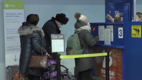"""Новости на """"России 24"""". Из Кемерова стало выгоднее летать на самолёте"""