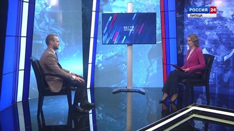 Вести - Интервью : Борис Понаморев