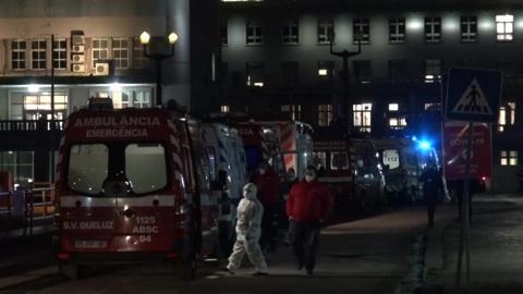 """Новости на """"России 24"""". Новый южноафриканский штамм коронавируса впервые выявлен в Португалии"""