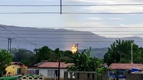 """Новости на """"России 24"""". Мадуро: на газопроводе PDVSA совершен теракт"""