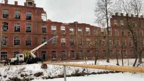 ЧП. В Тверской области обрушилось 140-летнее здание