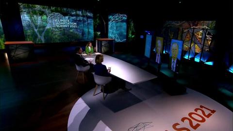 Вести в 20:00. Темы виртуального Давоса: рост экономик и ожидание речи Путина