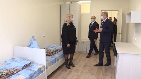"""Новости на """"России 24"""". Студенты Чувашского госуниверситета получили новое общежитие"""