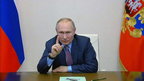 Путин рассказал, как американцы нарушают клятвы