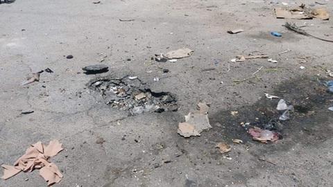 В Сомали у полицейского участка взорвался смертник