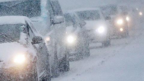 Экстремальная погода: на юге Челябинской области объявлен режим ЧС