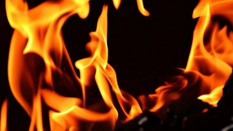 В Тольятти при пожаре на складе погиб ребенок