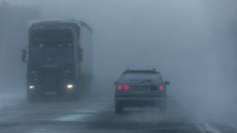 На трассах Башкирии восстановлено движение транспорта