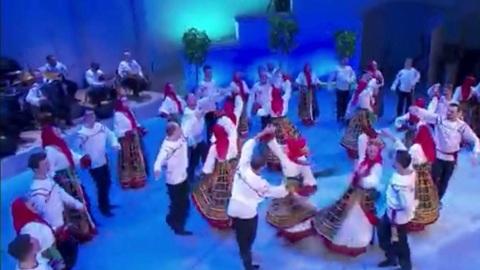 В зале Чайковского пройдет юбилейный концерт хора имени Пятницкого