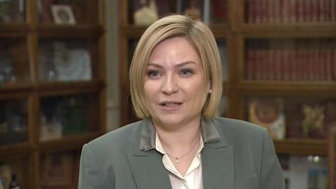 Любимова выразила соболезнования в связи со смертью Эмиля Верника