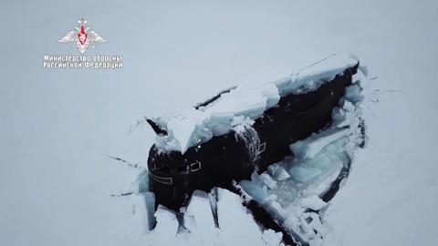 Российские подводники совершили невероятное