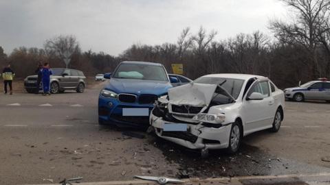 Сын российского миллиардера устроил аварию с судьей