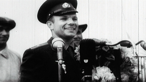 Как Гагарин избежал