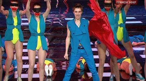 Большие танцы. Саратов. Танец 2. 04.05.2013