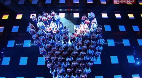 Большие танцы. Нижний Новгород. Танец 2. 04.05.2013