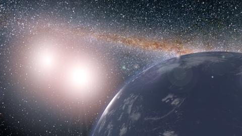 Татуин реален? Найдены пять двойных солнц, рядом с которыми возможна жизнь