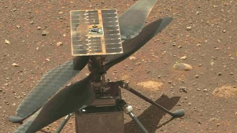 Фиаско на Марсе: четвертая попытка взлета марсолета сорвалась