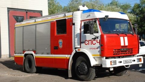 За сутки в Оренбургской области зафиксировано почти 100 пожаров