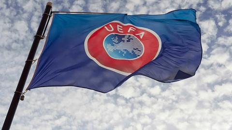 УЕФА отменил все мероприятия под своей эгидой в Белоруссии