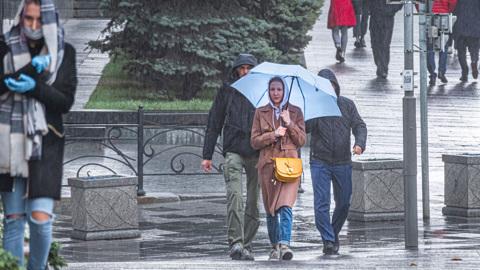 Влажно и прохладно: дожди будут идти все выходные
