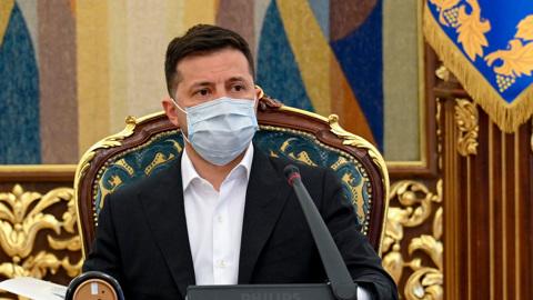 """Зеленский: """"Укравтодор"""" разместил еврооблигации в Лондоне"""