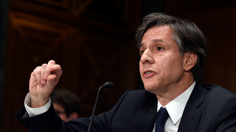 Госсекретарь США ушел от ответа на вопрос о возможности отключения РФ от SWIFT