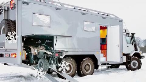 В России вырос спрос на автодома