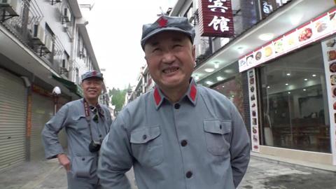 Как Китай укрепляет коммунистический дух
