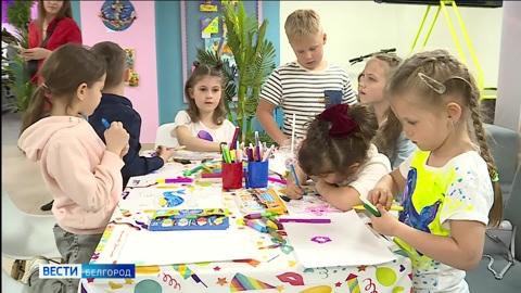 Безопасное и радостное лето: юные белгородцы отпраздновали День защиты детей