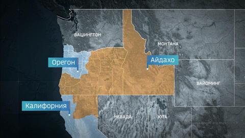 Почему Орегон готов сбежать в Айдахо