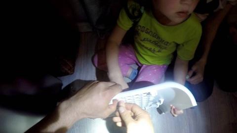 Ярославские спасатели пришли на помощь 5-летней девочке и щенку