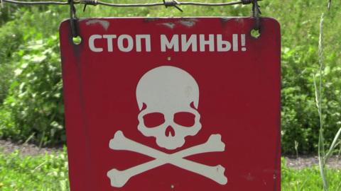 ВСУ под прикрытием гуманитарной миссии минируют Донбасс