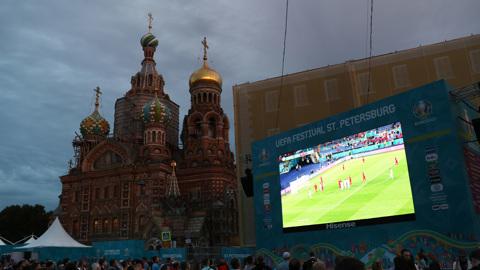 Перед матчем Бельгия – Россия был хороший знак