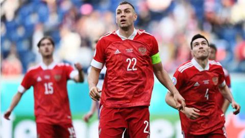 Футболисты России вошли в Топ-100 лучших игроков группового этапа