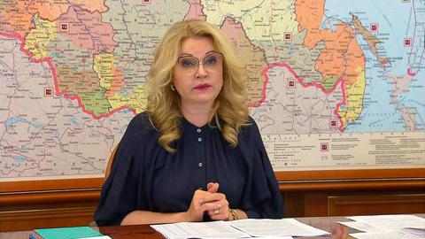 Голикова: на санитарный щит будет выделено 30 млрд рублей