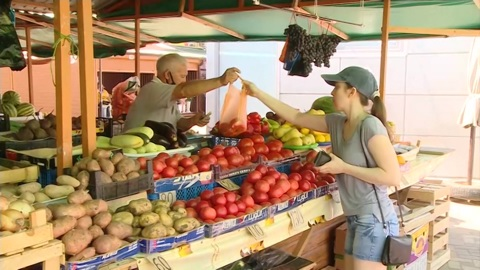 В Минпромторге заявили о заметном снижении цен на овощи
