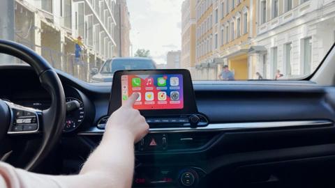 """""""Яндекс"""" добавил для подписчиков карты в CarPlay и Android Auto"""