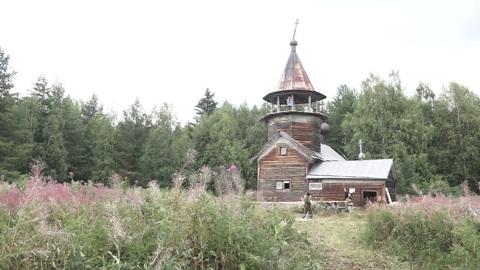 Волонтеры восстановят часовню Николая Чудотворца в Карелии